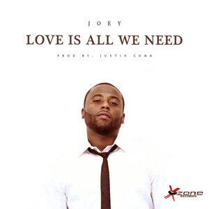 Love Is All We Need - Single