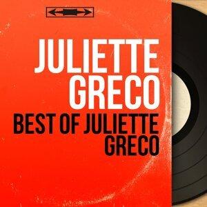 Best of Juliette Gréco - Mono Version
