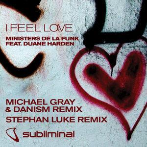 I Feel Love (Remixes)