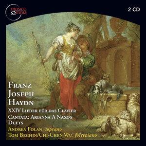 Franz Joseph Haydn  - XXIV Lieder für das Clavier Cantata: Arianna A Naxos; Duets