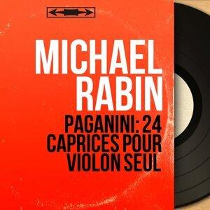 Paganini: 24 Caprices pour violon seul - Stereo Version
