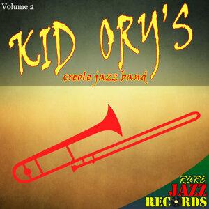 Rare Jazz Records - Kid Ory's Creole Jazz Band, Vol. 2