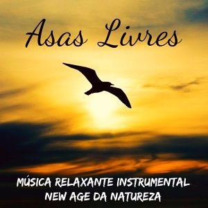 Asas Livres - Música Relaxante Instrumental New Age da Natureza para Equilibrar Chakras Ser Mais Feliz Aula de Yoga e Manter A Calma