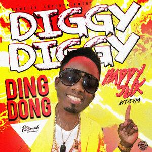 Diggy Diggy - Happy Juk Riddim