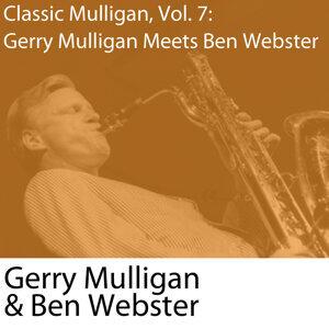 Classic Mulligan, Vol. 7: Gerry Mulligan Meets Ben Webster