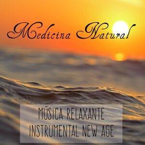 Medicina Natural - Música Relaxante Instrumental New Age para Estudar Bem Estar Massagem Terapia de Som com Sons da Natureza Binaurais Espirituais