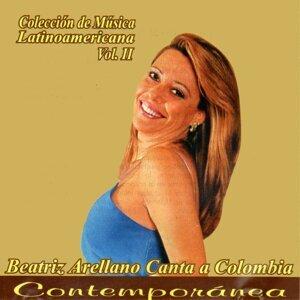 Colección de Música Latinoamericana Vol. Ii, Beatriz Arellano Canta a Colombia Contemporáneo