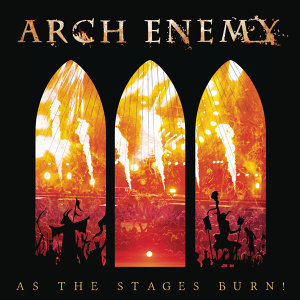 As The Stages Burn! - Live at Wacken 2016