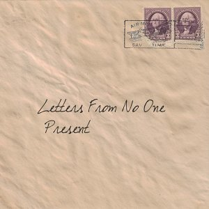Letters from No One