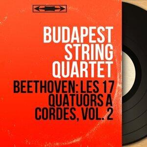 Beethoven: Les 17 quatuors à cordes, vol. 2 - Mono Version