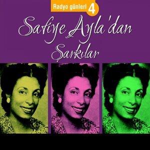 Safiye Ayla'dan Şarkılar Radyo Günleri, Vol. 4