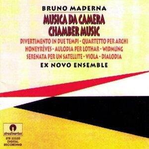 Bruno Maderna : Musica Da Camera