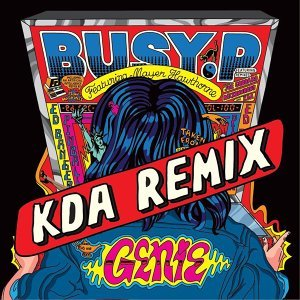 Genie (feat. Mayer Hawthorne) - KDA Remix