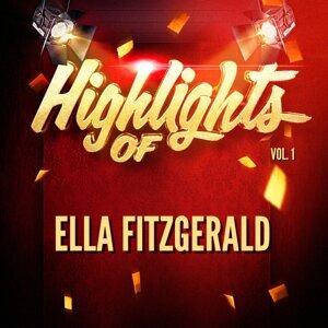Highlights of Ella Fitzgerald, Vol. 1