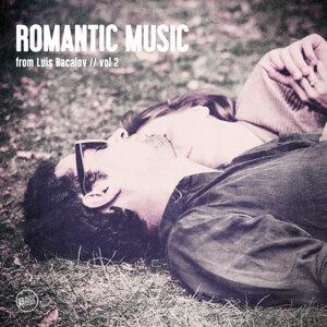 Romantic Music of Luis Bacalov, Vol.2
