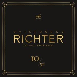 Sviatoslav Richter 100, Vol. 10 (Live)