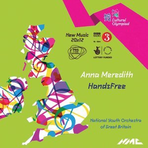Anna Meredith: HandsFree (Live) - EP