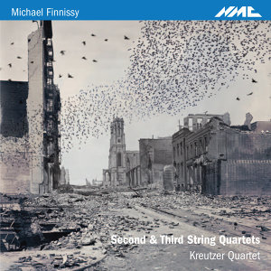 Finnissy: Second & Third String Quartets