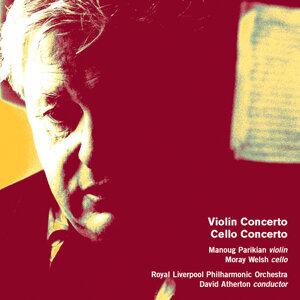 Hugh Wood: Concertos for Violin & Cello