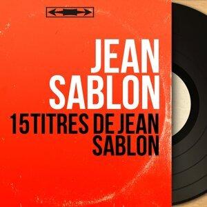 15 Titres de Jean sablon - Mono Version