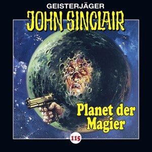Folge 115: Der Planet der Magier. Teil 3 von 4