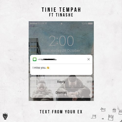 Text From Your Ex (feat. Tinashe) - Billon Remix