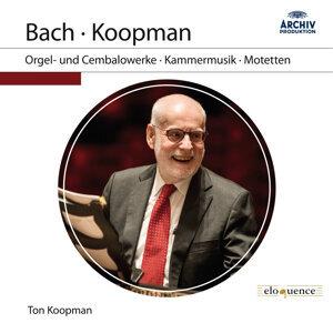 J.S. Bach: Orgel- und Cembalowerke, Kammermusik, Motetten