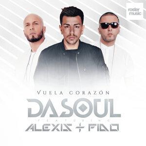 Vuela Corazón - Remix