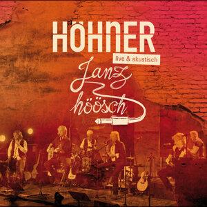 Janz höösch - live & akustisch