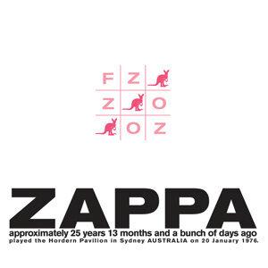 FZ:OZ - Live At Hordern Pavilion, Sydney/1976