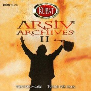 Arşiv, Vol. 2 - Türk Halk Müziği / Turkish Folk Music
