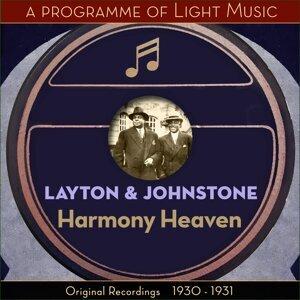 Harmony Heaven - A Programme Of Light Music - Original Recordings 1930 - 1931