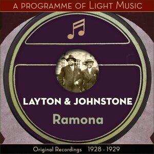 Ramona - A Programme Of Light Music - Original Recording 1928 - 1929
