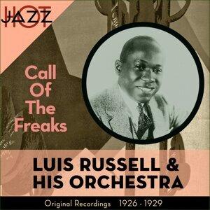 Call Of The Freaks - Original Recordings 1925 - 1929