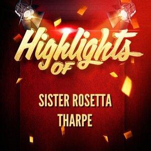 Highlights of Sister Rosetta Tharpe