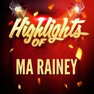 Highlights of Ma Rainey