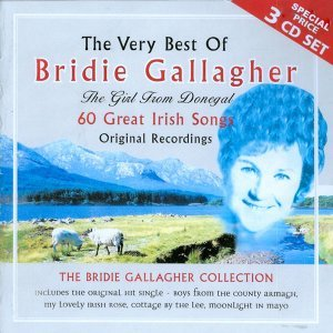 The Very Best Of Bridie Gallagher - 60 Great Irish Songs