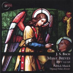 J. S. Bach:  Missae Breves