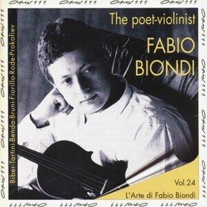 The Poet-Violinist: Fabio Biondi