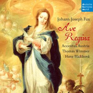 Johann Joseph Fux: Ave Regina