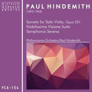Sonata, Nobilissima Visione Suite and Symphonia Serena