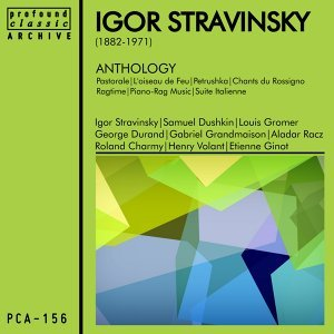 Igor Stravinsky Anthology