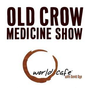 World Cafe Old Crow Medicine Show - EP - Live