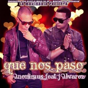 Que Nos Paso (feat. J. Alvarez)
