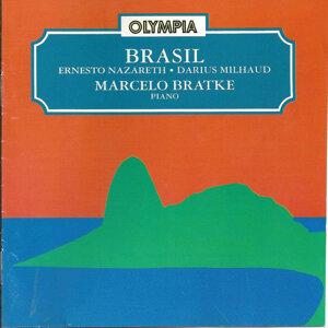 Ernesto Nazareth & Darius Milhaud: Brasil