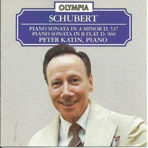 Franz Schubert: Piano Sonatas, D 537 & D 960