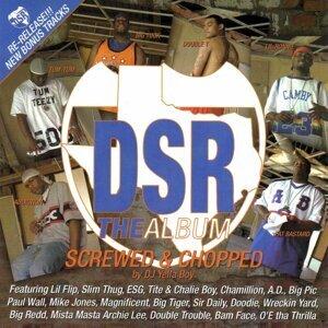 DSR The Album Screwed & Chopped