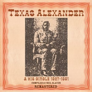 Texas Alexander 1927-1951