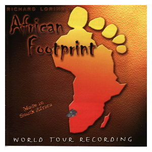 African Footprint - World Tour Cast Recording