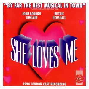 She Loves Me -1994 London Cast Recording